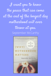 This book will encourage mothers to choose a godly path.