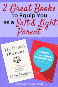 2 essential guides for Christian parenting and positive engagement in the current culture.