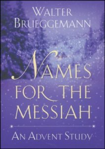 Names for the Messiah--a great Advent devotional!