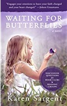Win a signed copy of Waiting for Butterflies! #giveaway