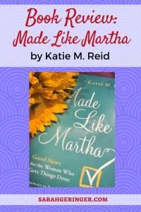 Book Review: Made Like Martha