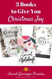 3 Books to Give You Christmas Joy