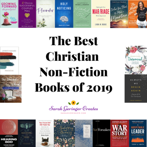 The Best Christian Non-Fiction Books of 2019