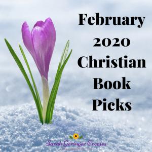 February 2020 Christian Book Picks