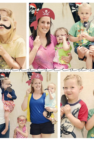 Pirate Birthday Party | Little Retreats