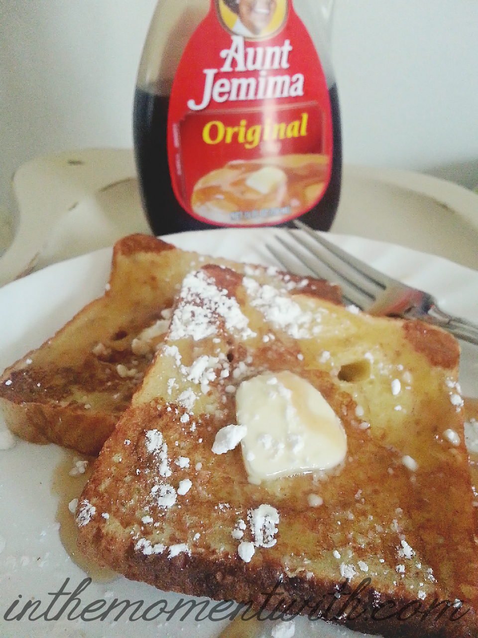 how to make strawberry pancakes with aunt jemima mix