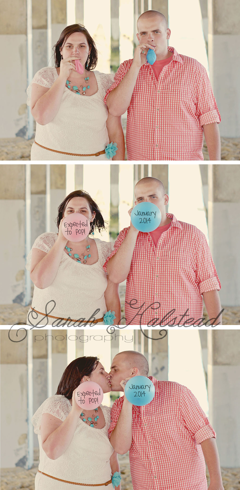Pregnancy Announcement Photo Ideas