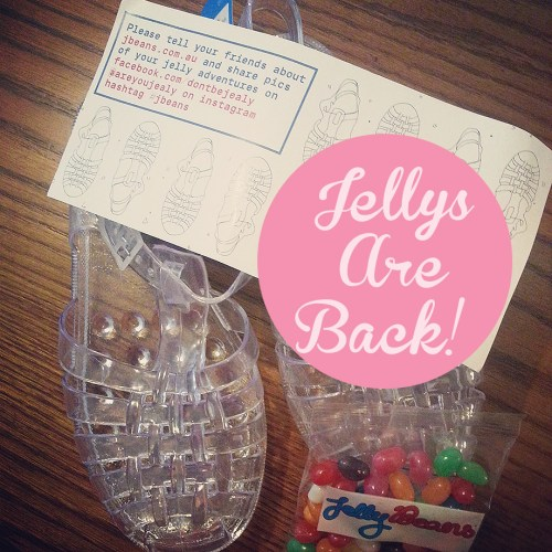 Jellys Are Back