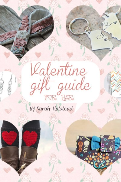 Valentine Gift Guide for Her