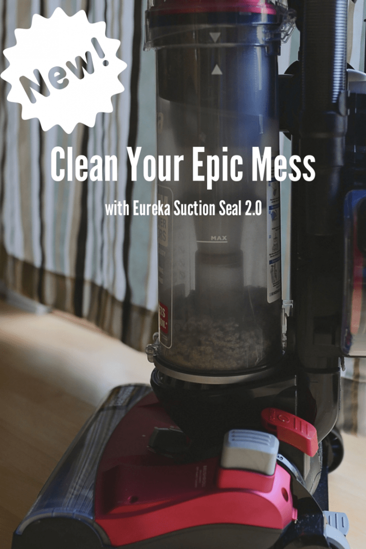 Clean Your Epic Mess with Eureka Power | #EurekaPower #CollectiveBias #ad #cbias