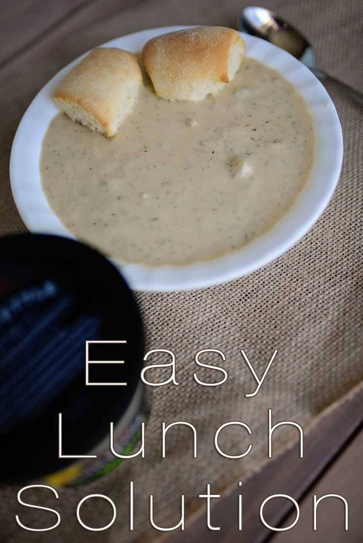 Easy Lunch Solution | #ad #LoveLunchIn