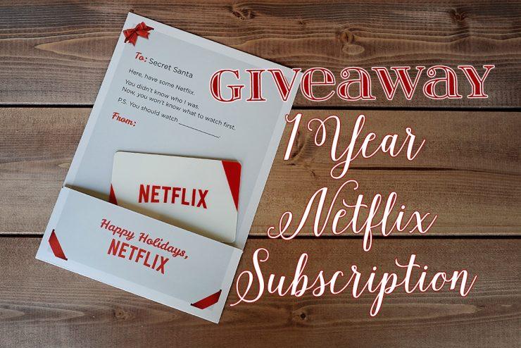 Netflix-Giveaway