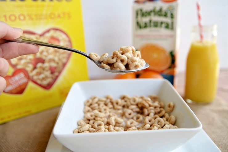 Easy Breakfast + Cheerios Publix Coupon &  Giveaway