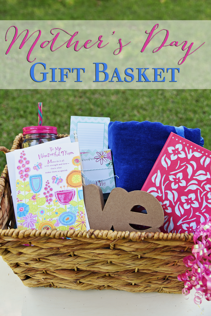 Mother's Day Gift Basket + Giveaway | #ad #CollectiveBias #BestMomsDayEver