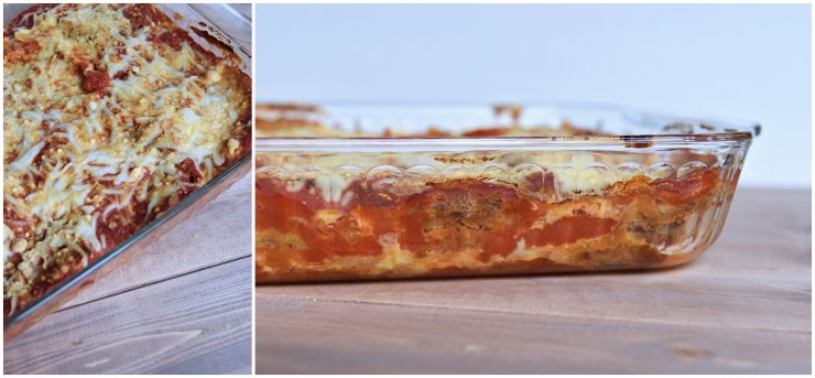 Eggplant Parmesan Recipe | #ad #GetSaucy #CollectiveBias