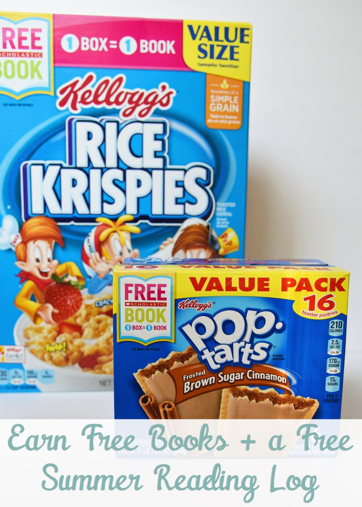 Kelloggs-Products-Free-Books