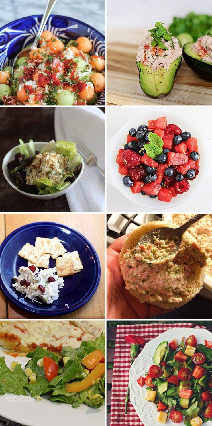 Fresh Summer Salad Recipes