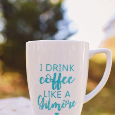 Gilmore Girls Coffee Cup