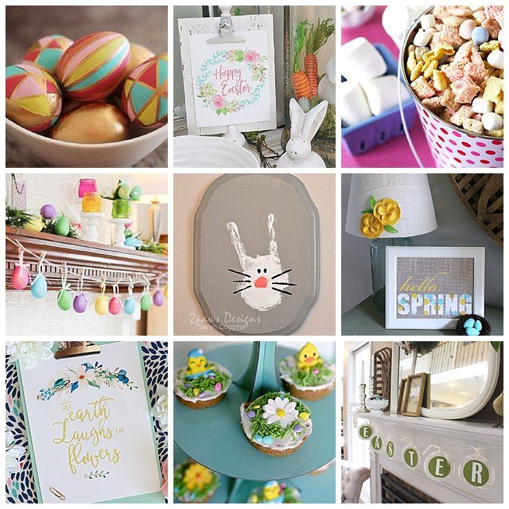 Easter Crafts Recipes Sarah Halstead