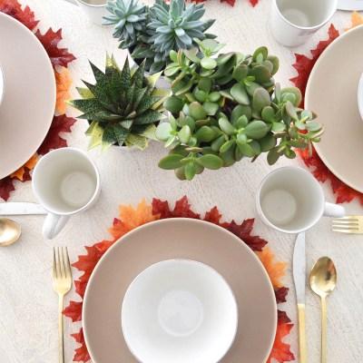 Last Minute Thanksgiving Ideas