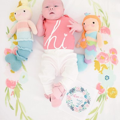Annelyn Jane | 3 Weeks Old