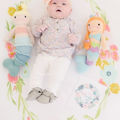 Annelyn Jane | 2 Months Old