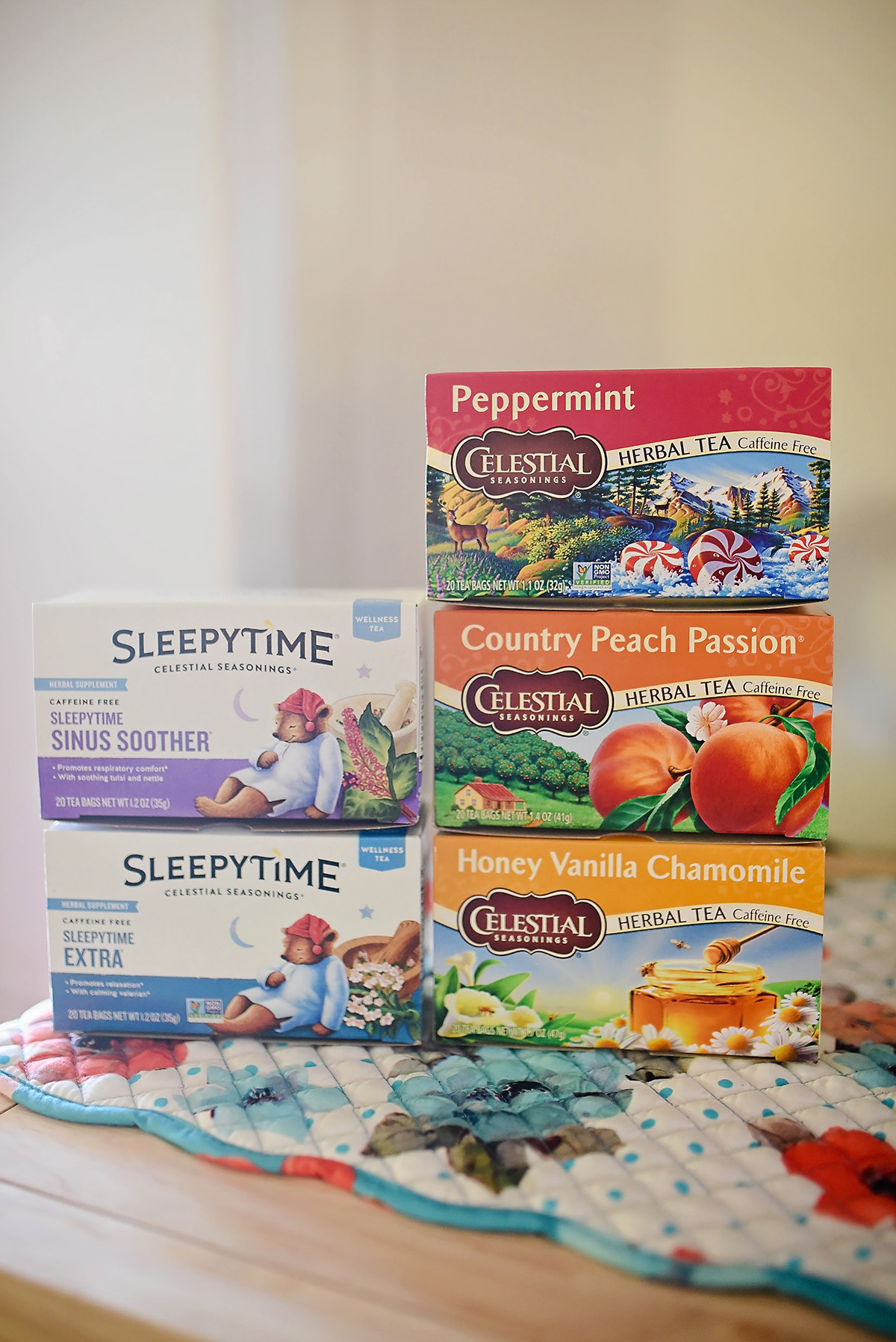 Replacing Soda With Herbal Teas