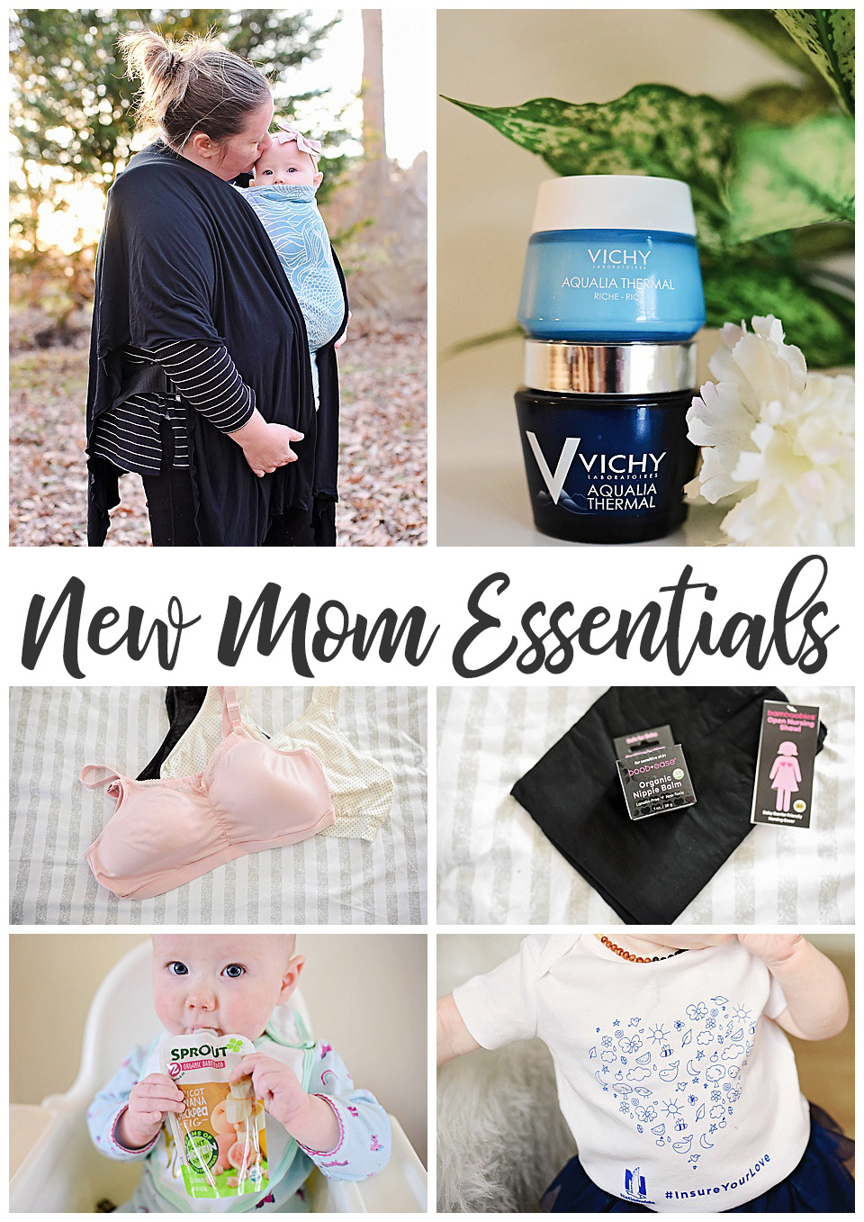 New Mom Essentials