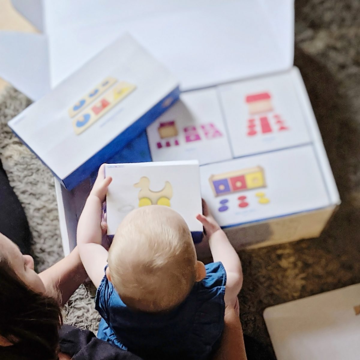 Montessori Home Subscription Box
