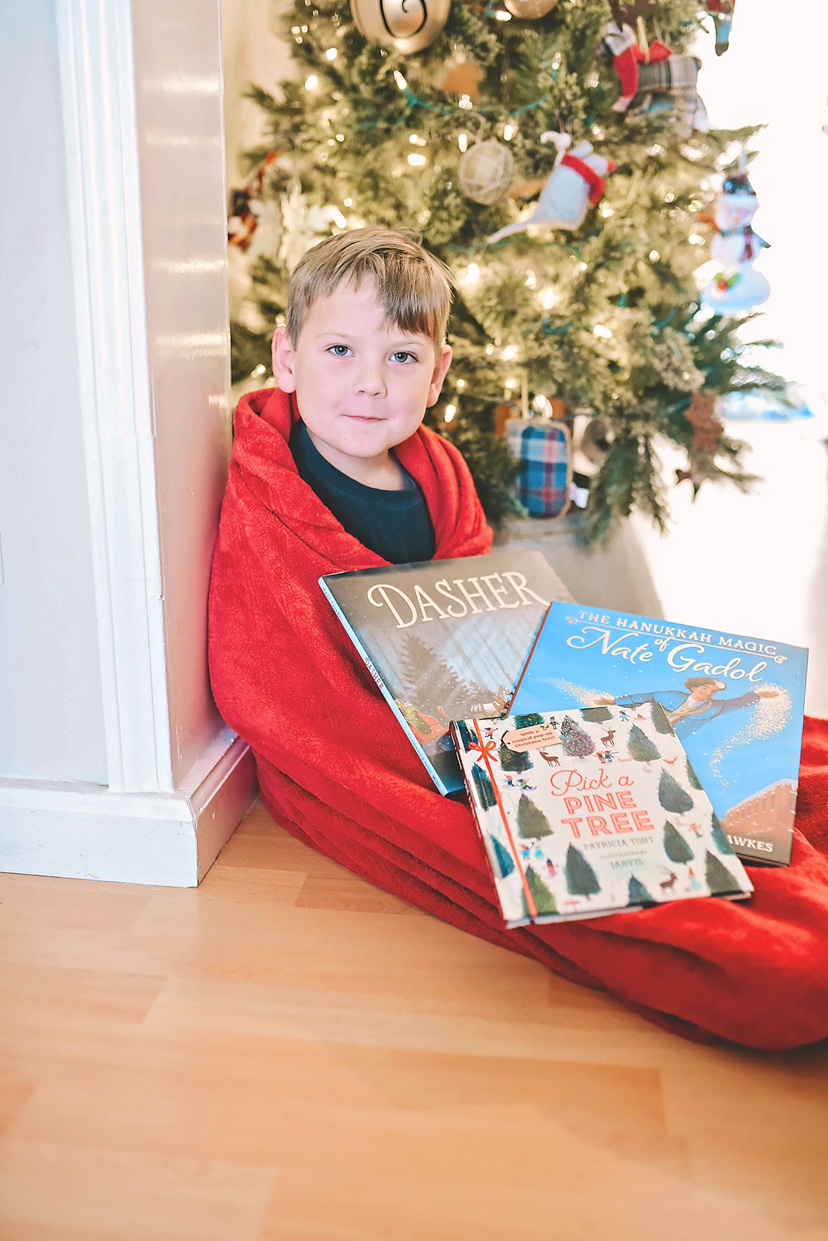 Holiday Book Ideas for Kids
