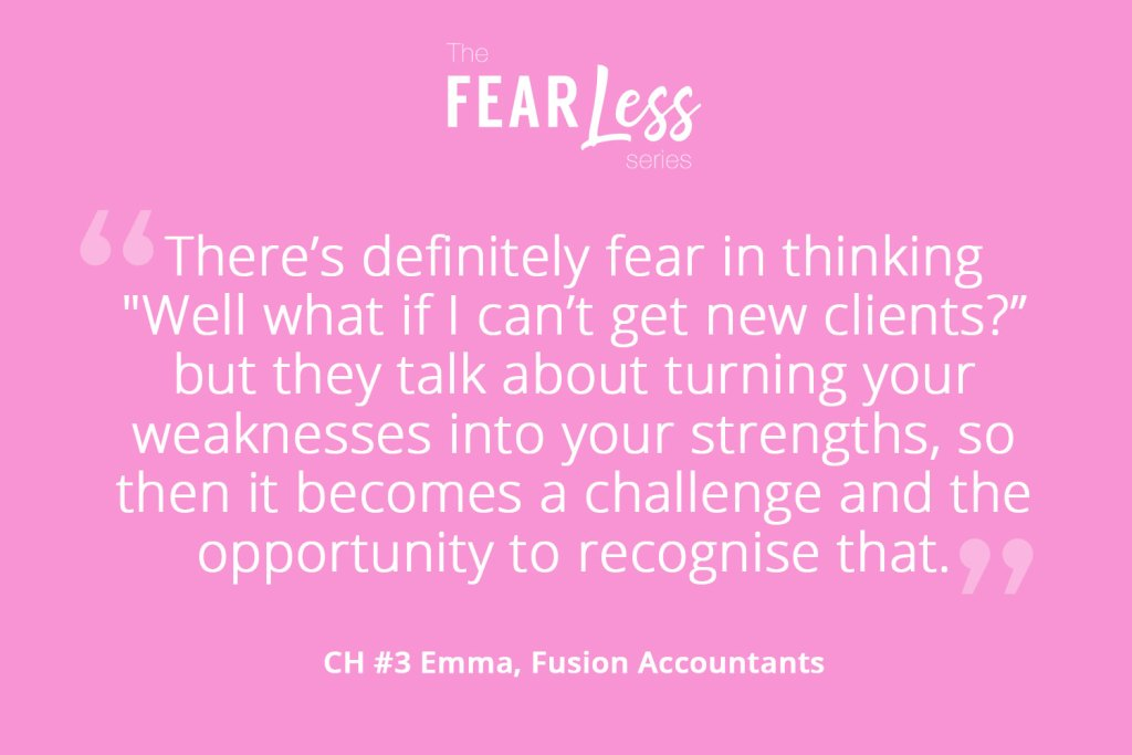 Fear Less Series Chapter 3 - Fusion Accountants