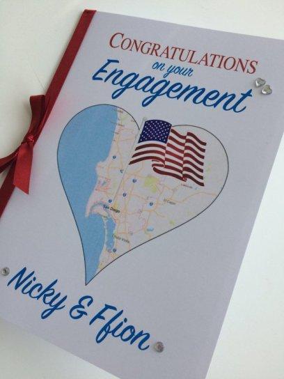 destination engagement/wedding