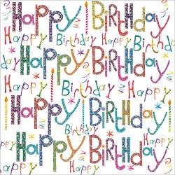 A Big Happy Birthday Card