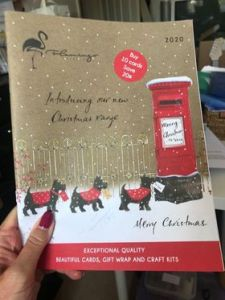 Flamingo Paperie Christmas Brochure