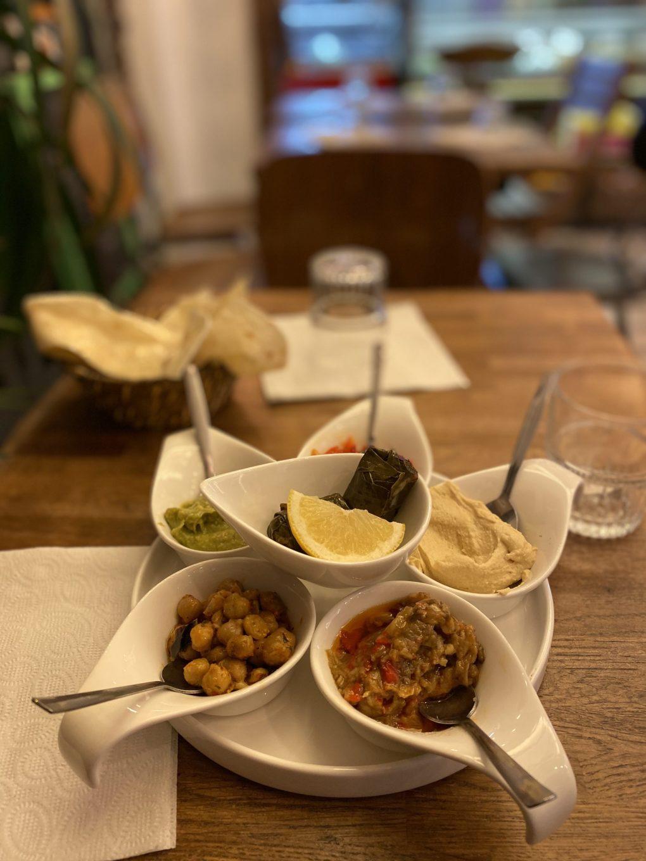 Vegan Paris: Restaurant VEGE