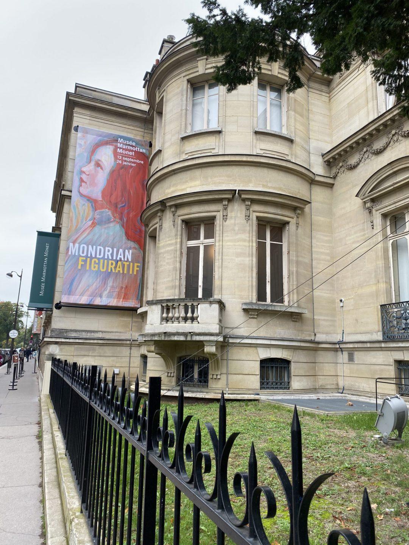 Marmottan Monet Museum: exterior