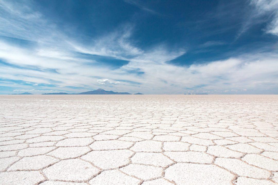 Uyuní Salt Flats, Bolivia