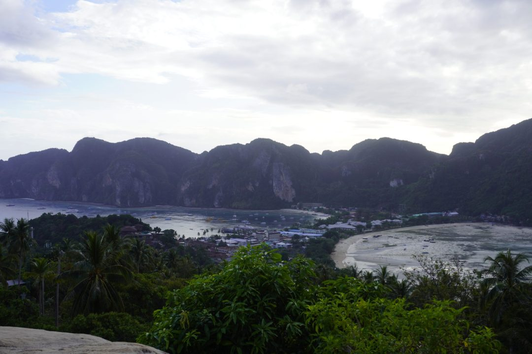 Viewpoint 2, Koh Phi Phi Don, Thailand