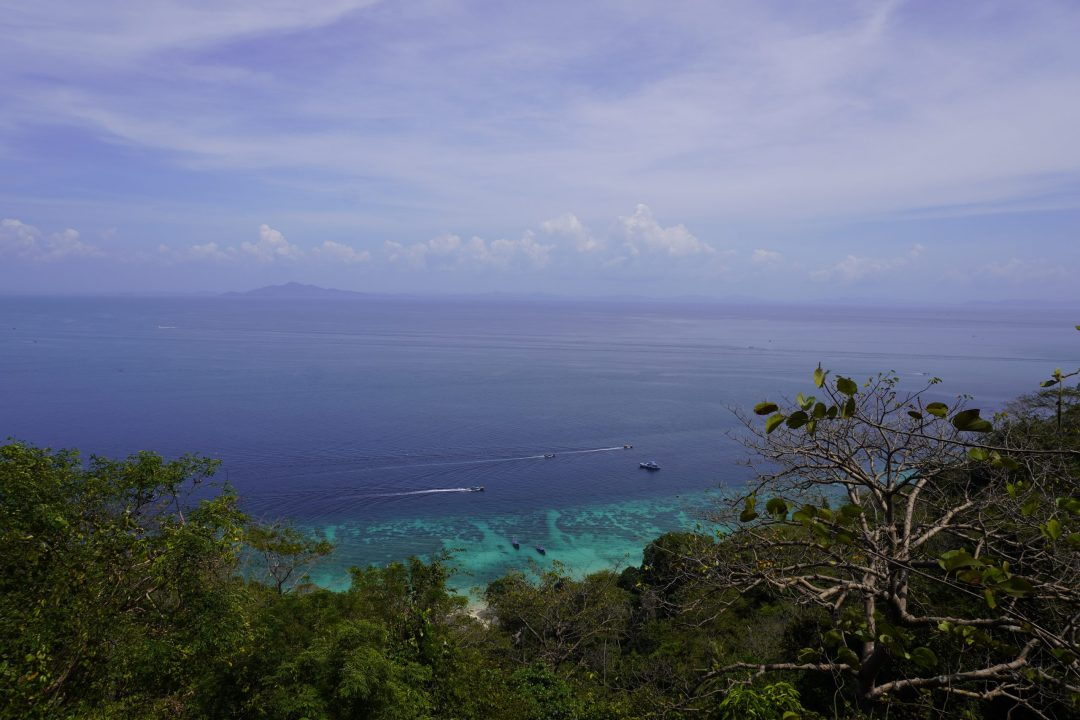 Viewpoint 4, Koh Phi Phi Don, Thailand