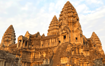 Visiting Angkor Wat as a Solo Female Traveler