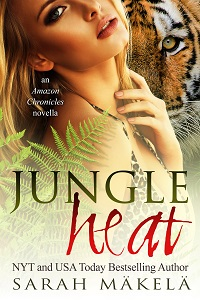 Book Cover: Jungle Heat