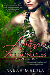Book Cover: The Amazon Chronicles: A Collection