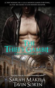 Book Cover: The Thief's Gambit
