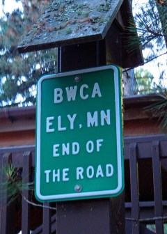 Ely -- Gateway to the BWCA