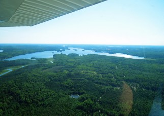 Above the Boundary Waters