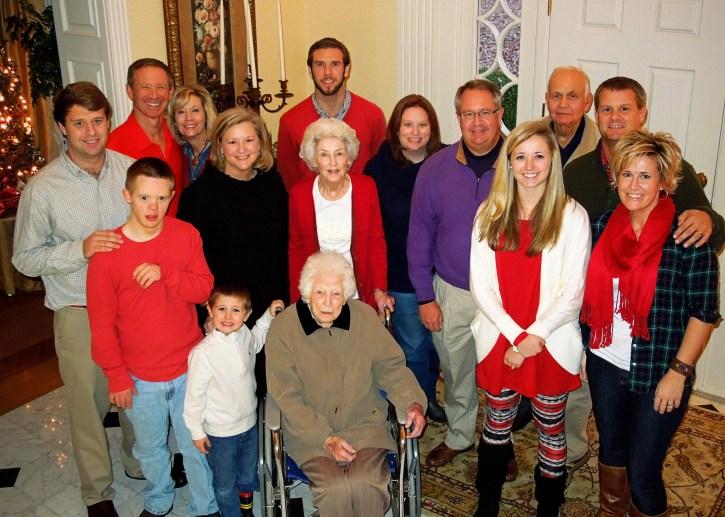 Hood Family | Christmas 2013