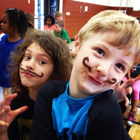Field Day - Face Painting
