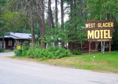 West Glacier Motel
