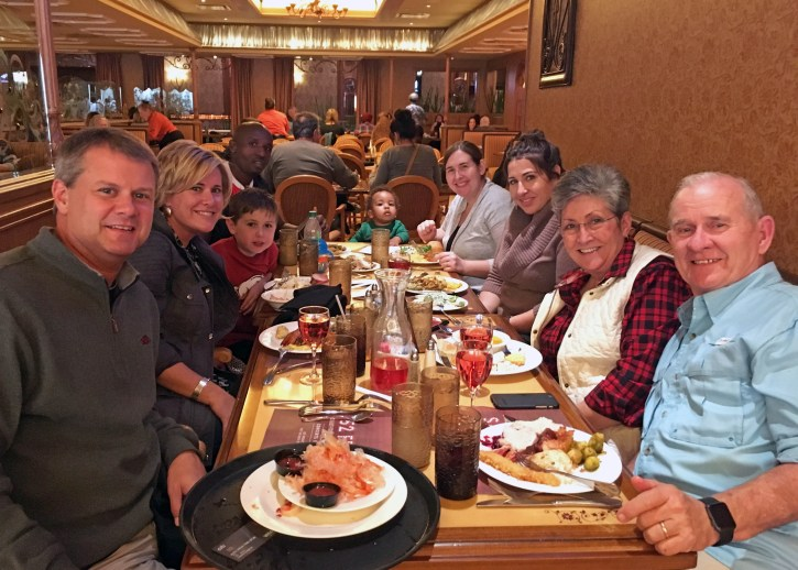 Martin Family Thanksgiving 2016