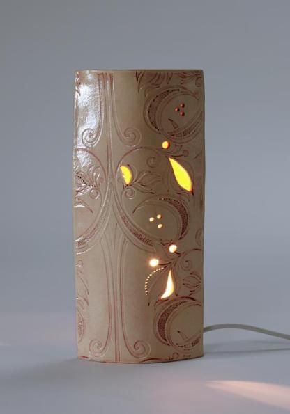 Impressed Lamp